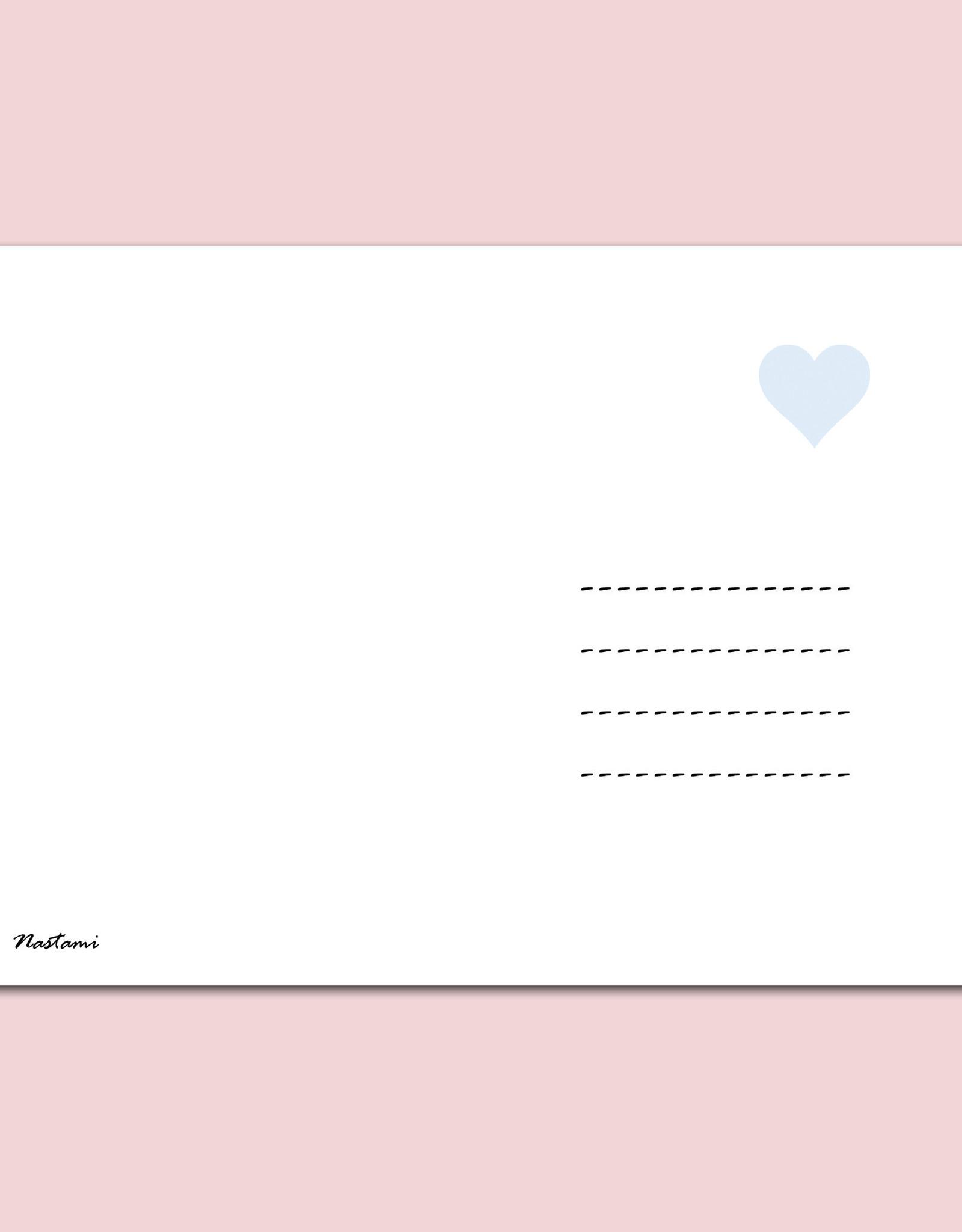 Postkarte LIEBLINGSSPINNER inkl. Briefumschlag Postkarte Definition Freund