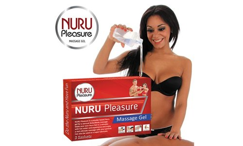 Nuru Pleasure Powder