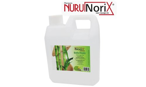 NoriX Massage Oil