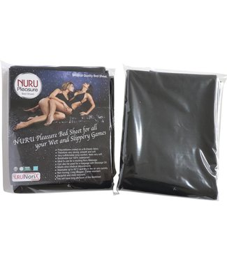 Nuru Massage Gels van Nuru Nederland Nuru Pleasure 3 bags plus temporary 1 bag FREE + PU Sheet - Copy - Copy
