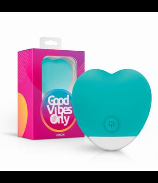 Good Vibes Only Oron Clitoris Stimulator. Ook verkrijgbaar met Nuru Gel