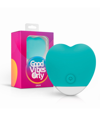 Good Vibes Only Oron Clitoris Stimulator.