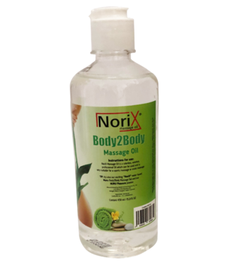 Nuru Massage Gels van Nuru Nederland Nuru massage oil 1000ml