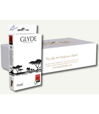 GLYDE GLYDE Condoms MAXI