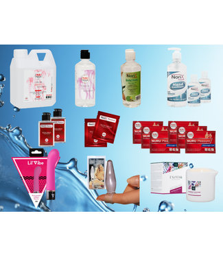 Nuru Pleasure Super Massage bundle 2