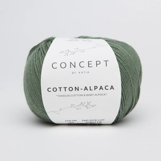 KATIA COTTON ALPACA 94