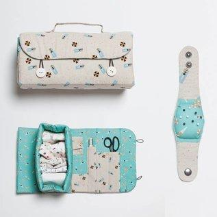 Patroon Tas voor naaimateriaal