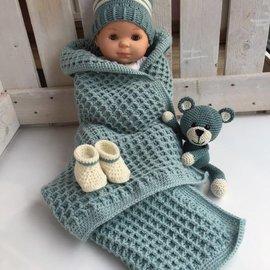 Haakworkshop Geboortegeschenken haken