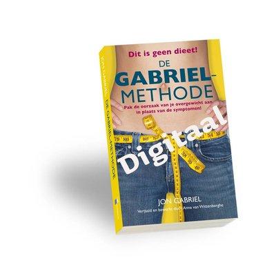 eBook van De Gabriel Methode op USB stick