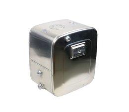 KO108009 - Hydrauliektank. Inhoud: 200ltr. Afmeting: 630x700x500mm.