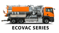 ECOVAC vacuumwagen
