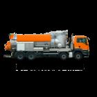 MEGAVAC vacuumwagen