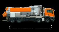 MEGAVAC vacuumtruck