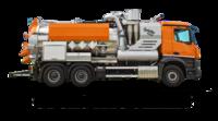 CYCLOVAC vacuum truck