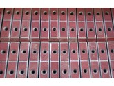 KO20003 - Abrasive, magnetic stainless steel track plates