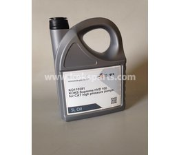 KO110281 - KOKS Supreme HVD 100 5L t.b.v. CAT hogedrukpompen