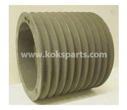 KO108095 - Poelie Spb10 200. Type: 3535 (eenzijde gelijk)