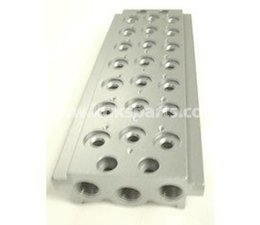 "KO108089 - Manifold t.b.v. 6 pneumatiek ventielen. Aansluiting: 1/8"""