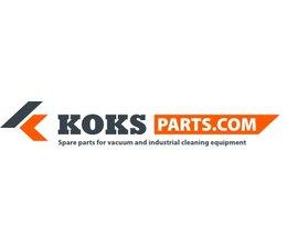KO107930 - Hydraulikzylinder für Deckel. Diameter: 100x50mm. Slag: 550mm.