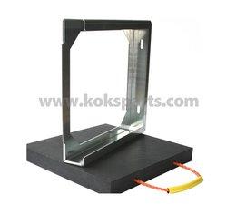 KO107696 - Stempelplaat houder. Type: E400
