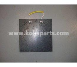 KO107695 - Abstützplatte 400x400x40mm.