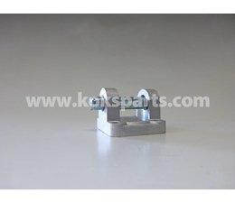 KO105696 - Scharnier t.b.v. pneumatiek ventiel. Type: BAS-63