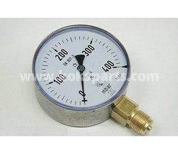 KO102408 - Manometer 0/400 mBar. Diameter: 100mm. Type: 12D - Delta P