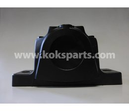KO101814 - Lagergehäuse asche 60mm. Typ: SNL 513-611