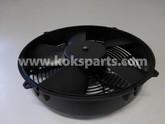 KO100970 - Ventilator anbausatz Gebläsegehäuse