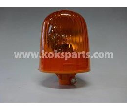 KO100784 - Zwaailamp 24V. Type: KL Junior R. Kleur: Oranje