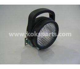 KO100775 - Werklamp. Diameter: 124mm.