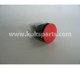 KO100187 - Druckknopf Rot