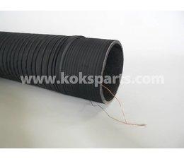 KO100173 - Zuigslang Kolkenarm Diamtr. 127mm. Kwaliteit: normaal