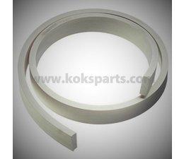 KO101747 - Pakking. Afmeting: 10x10mm (p/mtr).