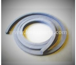 KO101849 - Pees. Diameter: 35x28mm.Lengte: 6,5mtr. 70 shore