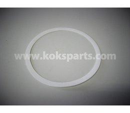 KO103219 - Ringe PTFE. Maat: DN150 0,5mm. t.b.v. kogelkraan KO100005