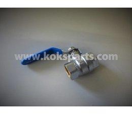 "KO104045 - Kogelkraan 1/2"" bi.dr. x 1/2"" bu.dr. Type: Mini C18"