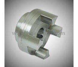 KO102904 - Rotex koppeling naaf Compressor + HD-pomp. Type: 28 GR.3 1:8
