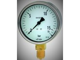 KO102037 - Manometer 0/16 bar. 63mm. (OA)