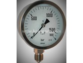 KO102040 - Manometer 0/1600 bar. 100mm. (OA)