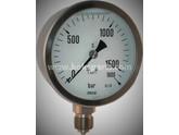 KO102040 - Manometer 0/1600 bar. 100mm.