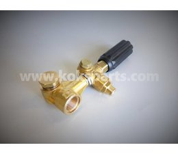 """KO107982 - Druckreduzierventil typ XW 3/4"""", 250Bar"""