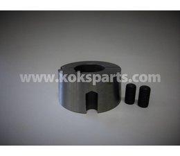 KO101237 - Taperlockbuchse Asche 50mm. Typ: 3020-50