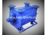 KO101811 - Vacuum- pomp Nash 1252 Links - Mech.seal