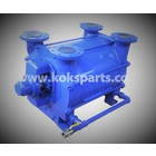 KO101813 - Vacuum- pomp Nash 1253 Links - Mech.seal