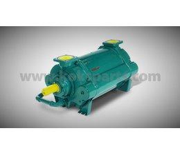 KO103201 - Vacuumpomp. Type: Koks KM2200. Draairichting: Rechtsdraaiend incl. mech. seal