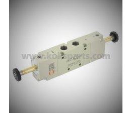 """KO105706 - Pneumatiek ventiel. Type: 5/2. Aansluiting: 1/8"""""""