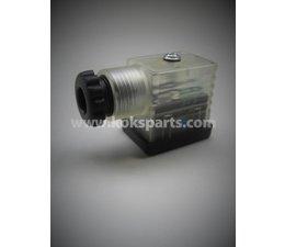 KO100209 - Connector LED 24V with spark extinguishing
