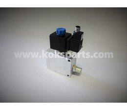 "KO105185 - 2/2 Ventiel. Aansluiting: 1/2"". Type: VEB12 NA. Spanning: 24V DC"