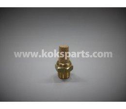 """KO105732 - Demper. Type: MW SFE. Aansluiting: 1/4"""" pneumatiek ventiel KO105728"""